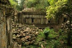 Beng Mealea Tempel Stockbild