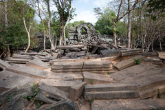 Free Beng Mealea Temple Stock Image - 18522091