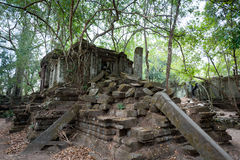 Beng Mealea Temple Royalty Free Stock Photography
