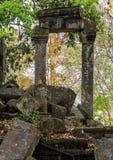 Beng Mealea Temple, Angkor, Cambodia Royalty Free Stock Photos