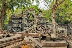 Beng Mealea Temple, Angkor, Cambodia Stock Photos