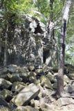 Beng Mealea temple  ruin in the Koh Ker complex, Siem Reap, Cambodia. Beng Mealea temple ruin in the Koh Ker complex, Siem Reap, Cambodia Stock Photography