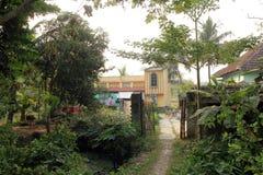 Bengaals dorp stock afbeeldingen
