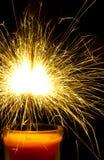 Bengal-Lichter lizenzfreies stockbild