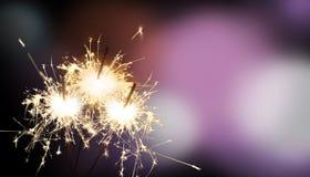 Bengala - ` s Eve/celebración del Año Nuevo/del Año Nuevo Imagen de archivo