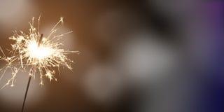 Bengala - ` s Eve/celebración del Año Nuevo/del Año Nuevo Fotos de archivo libres de regalías