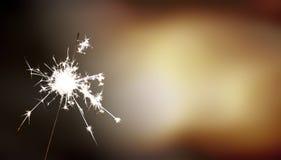 Bengala - ` s Eve/celebración del Año Nuevo/del Año Nuevo Foto de archivo libre de regalías