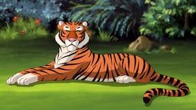 Bengala Tiger Image Fotografía de archivo libre de regalías
