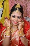 Bengali Bride Stock Images