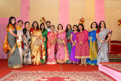 Bengali Community Stock Photography