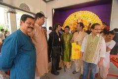 Bengali community at Kolkata Royalty Free Stock Photography