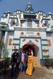 Bengali community at Kolkata Royalty Free Stock Photo