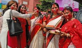 Bengali Community In Kolkata Royalty Free Stock Photography