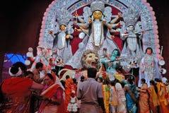 Bengali Community In Kolkata Royalty Free Stock Images