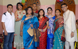 Bengali Community Stock Photo
