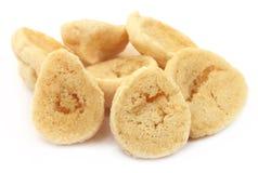 Bengali Cuisine – Daler  Bori made of Wax Gourd with Urad Dal Stock Photos