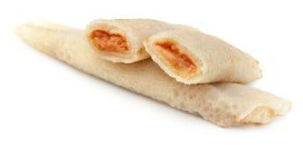 Bengali-Festlichkeit Pan Cake Lizenzfreies Stockfoto