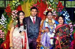 Bengali-Gemeinschaft Stockfotos