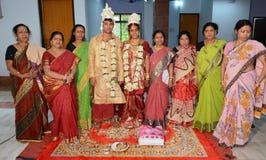 Bengali gemenskap Fotografering för Bildbyråer