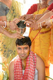 Bengali Marriage Rituals Royalty Free Stock Photography