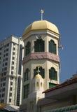 Bengali mosque, Georgetown, Penang, Malaysia Stock Photo