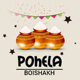 Bengali New Year. Royalty Free Stock Photos