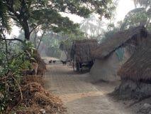 Bengali village Royalty Free Stock Photo