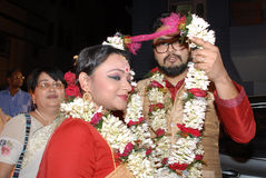 Bengali Wedding Royalty Free Stock Images