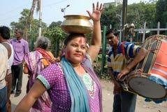 Bengali Woman Stock Photography