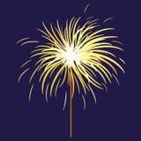 Bengalia światła sparkler, Bengalia ogień Salutuje element dla świętowania wakacje i przyjęcia Zdjęcia Stock