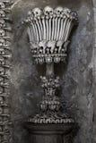 Bengravvalv med 40.000 ben inom arkivfoto