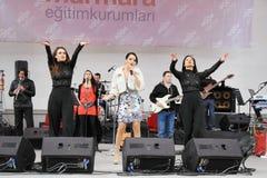 Bengu Concert Stock Photography