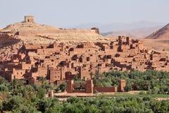 benhaddou Maroc d'AIT Image libre de droits