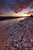 Benhaddou-Sonnenaufgang lizenzfreies stockfoto