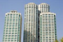 Beni immobili in Cina Immagine Stock