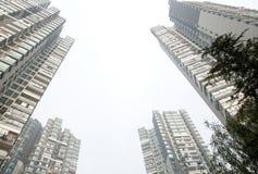 Beni immobili in Cina Immagini Stock Libere da Diritti