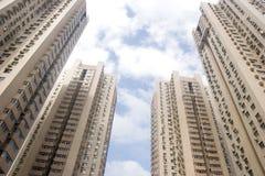 Beni immobili in Cina 2 Immagine Stock Libera da Diritti