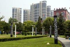 Beni immobili in Cina Immagini Stock