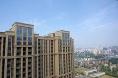 Beni immobili in Cina Fotografie Stock Libere da Diritti