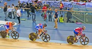 beniaminu Britain cyklisty jerzyk Obrazy Stock