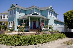 Benicia Home Royalty Free Stock Images