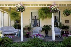 Benicia Home. Exterior shot of a home in Benicia, CA Royalty Free Stock Photo