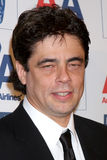 Benicio Del Toro. Arriving at The 2009 BAFTA BritanniaAwards Century Plaza Hotel Century City, CA November 5, 2009 stock photography
