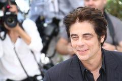 Benicio Del Toro στοκ φωτογραφίες