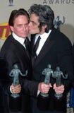Benicio Del Toro,Michael Douglas Royalty Free Stock Images