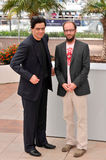 Benicio Del Toro, Steven Soderbergh Royalty Free Stock Photography