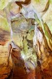 Benidoleig Cueva Calaveras cavern in Alicante Royalty Free Stock Images
