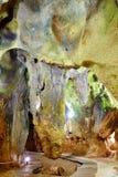 Benidoleig Cueva Calaveras cavern in Alicante Stock Image