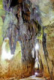 Benidoleig Cueva Calaveras cavern in Alicante Stock Photography