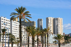 Benidorm Royalty Free Stock Photography